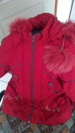 Куртка холодный демисезон 98 104