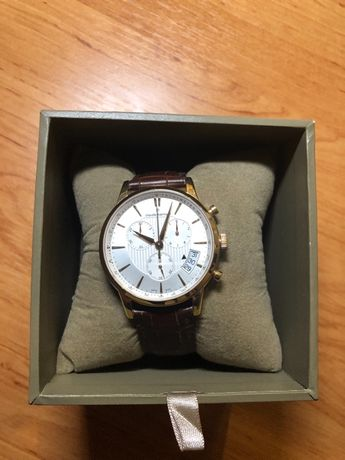 Мужские швейцарские наручные часы Claude Bernard