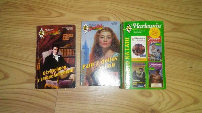 Harlequin powieści romantyczne