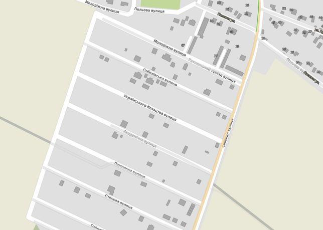 улица Свободы, 12 соток, рядом ЖК Фемили 2 Гатное