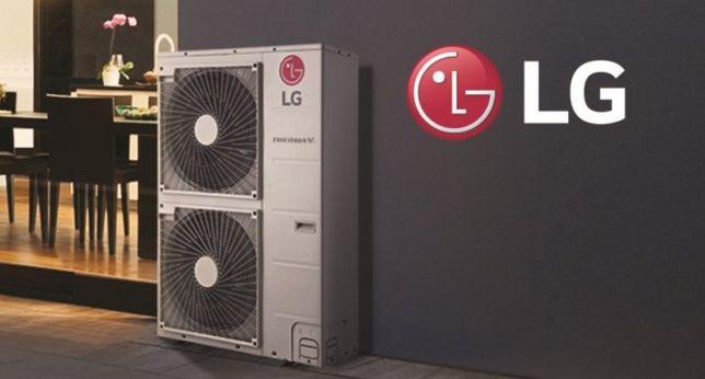 Pompa Ciepła LG 9 kW + usługa prac uzbrojenia kpl kotłowni 4000zł