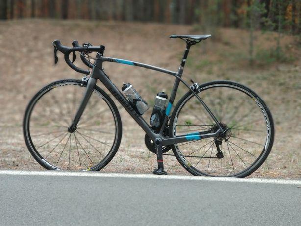 Haibike AFFAIR (рама M/L; 56 см) шоссейный карбоновый велосипед