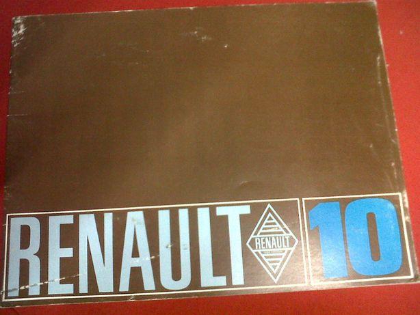 Renault 10 (67-71)