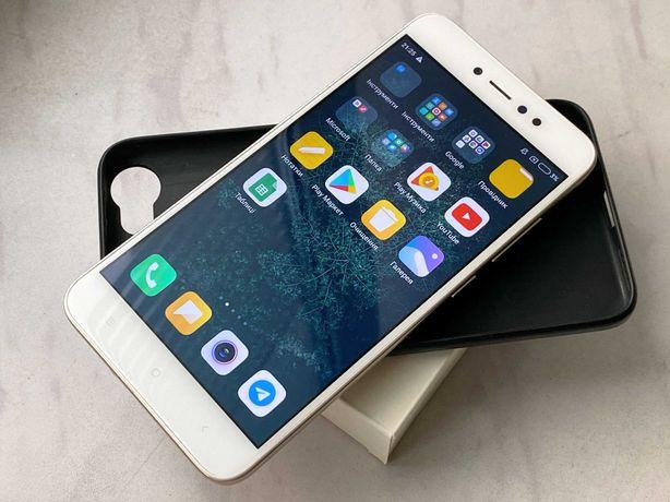 "5,5"" Dual SIM Xiaomi Redmi Note 5A Prime для работы звонилка две карты"