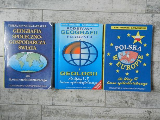 Geografia społeczno- gospodarcza świata, Podstawy geografii fizycznej