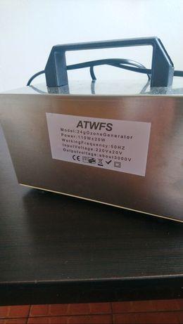 Ozonator Wi-Fi instrukcja