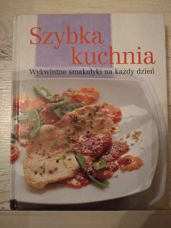 Książka Szybka Kuchnia