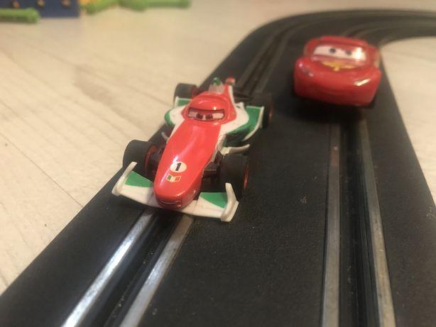Tor wyścigowy zygzak Mcqueen