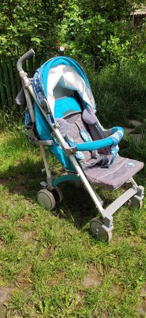 коляска трость BabyHit Rainbow D200