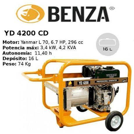 Gerador Diesel sem AVR
