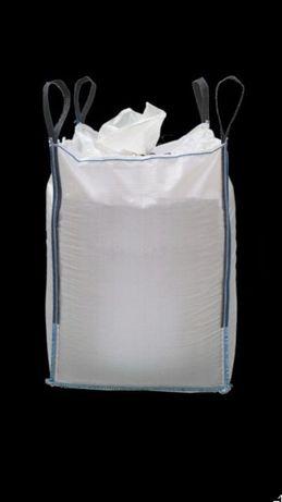 Worki Big Bag Bagi na Kukurydze CCM Wkład Foliowy BigBag 1000kg