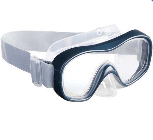 Máscara de mergulho - tamanho M