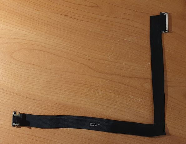 "Apple iMac A1224 20"" LVDS Display Cable (2009)"