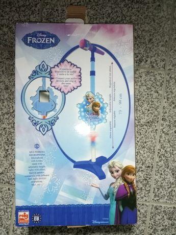 Microfone Frozen