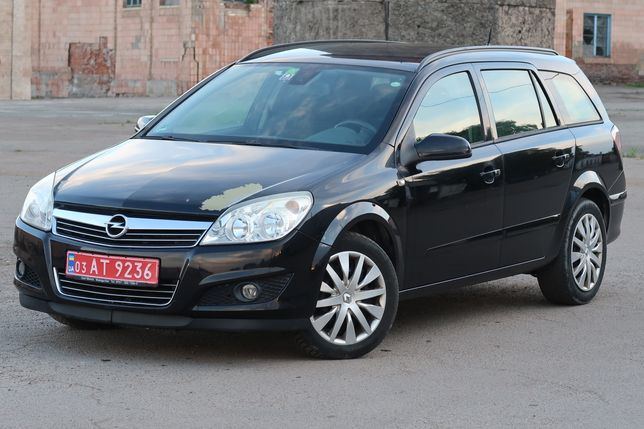 Opel Astra H 1.7d 2008