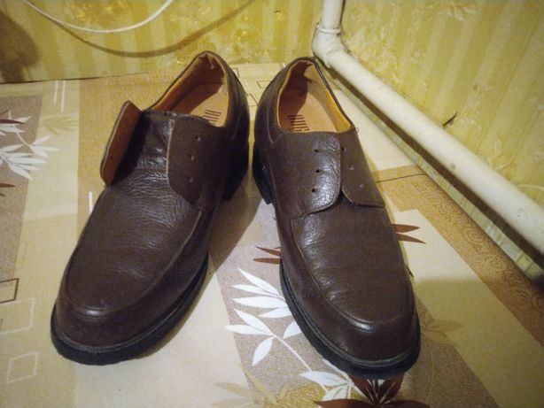 Туфли мужские для увеличения роста. Новые. Размер 44, стелька 30 см