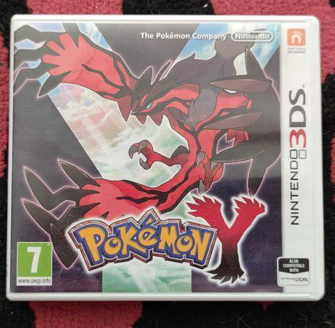 Pokemon Y 3DS - jak nowa!