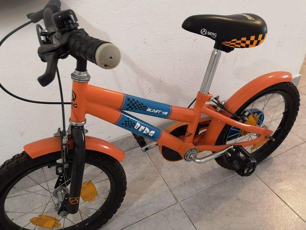Bicicleta Berg Blast 160