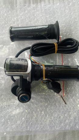 Ручка газа на электроквадроцик