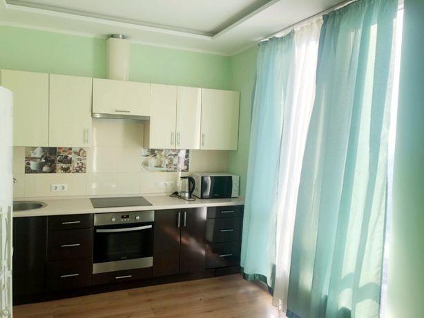 Кухня-столовая и две спальни. ЖК Гольфстрим. Генуэзская. Аркадия. Море