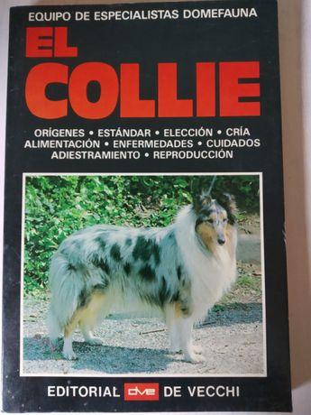 Livro raça collie