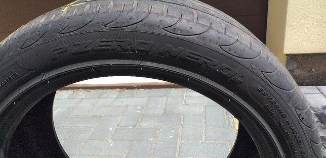 Opony letnie Pirelli P ZERO NERO