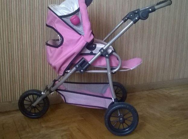 подарунок для дівчаток (3-6 років), дитячий візок!