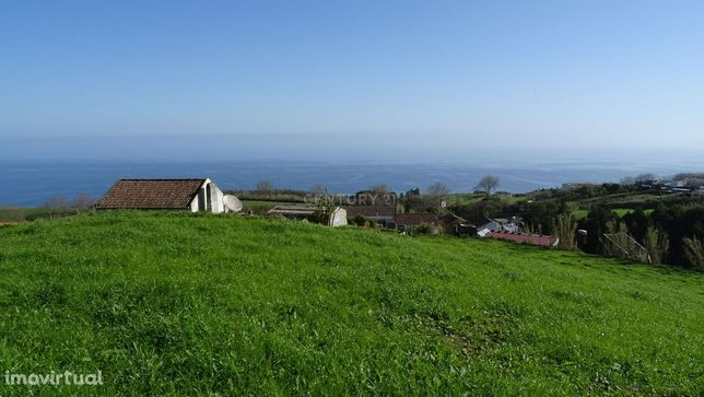 Terreno com projeto moradia - Santa Barbara - Ponta Delgada