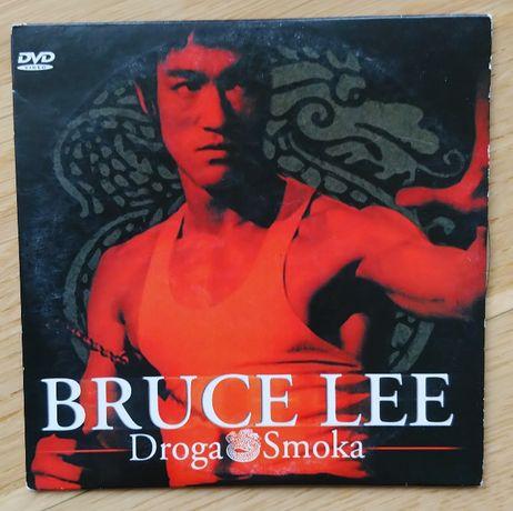 DVD Bruce Lee Droga smoka