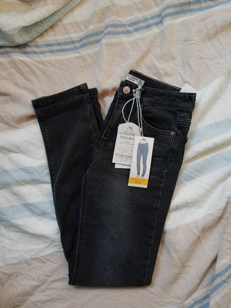 Nowe jeansy Pull and Bear
