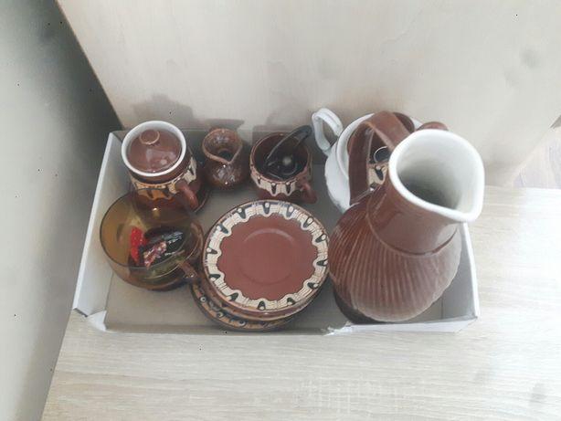 Zestawik porcelanowy