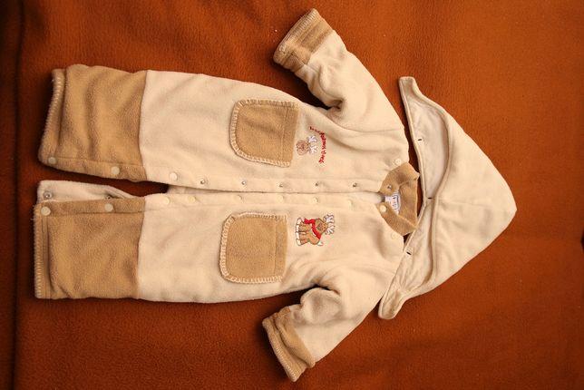 Kombinezon niemowlęcy dla chłopca roz.62