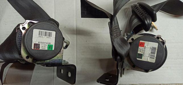 Land rover defender puma pasy przód /tył