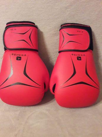 Teakwondo, boks rękawice 8 oz Domyos