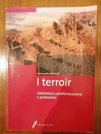 Livro sobre Viticultura, Enologia, Agronomia, terroir