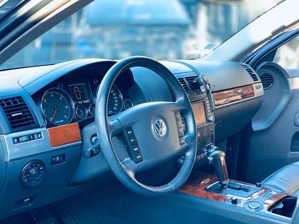 Щиток приборов Панель Спидометр Руль Airbag Кнопки VW Touareg Audi Q7