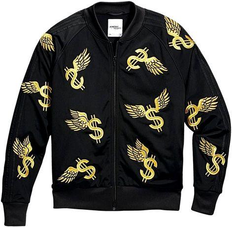 Bluza Adidas Jeremy Scott Wing Dollar, rozm. S