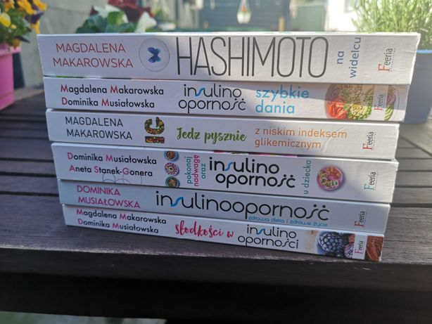 Insulinooporosc książki