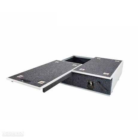 Conjunto Gavetas Para Jipe+Pick Up 4x4 Overland C Base deslizante