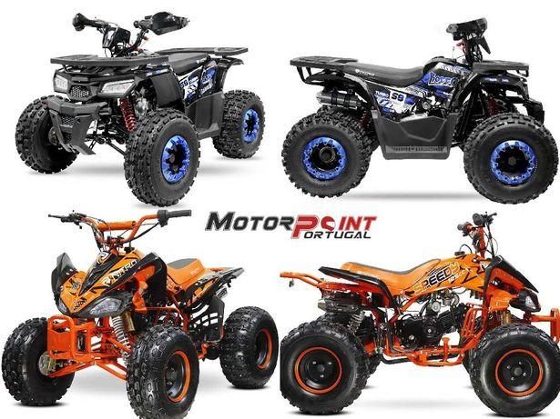 Moto 4 125cc/150cc