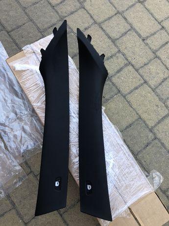 Стойки потолка (салона) накладка BMW F15 M 5144805894, 51448058893
