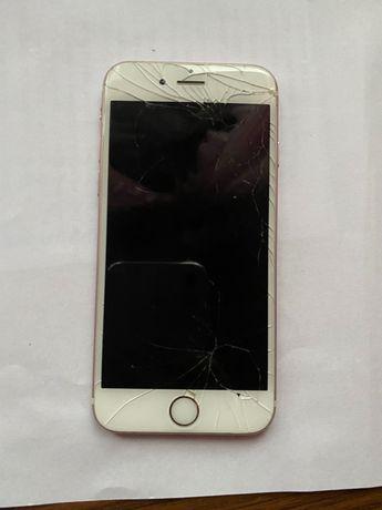 Różowy iPhone 6s 16GB
