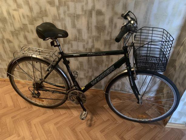 Городской велосипед Winner
