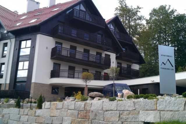 Apartament Szklarska Poręba Panorama gór 27 nocleg pokoje kwatera