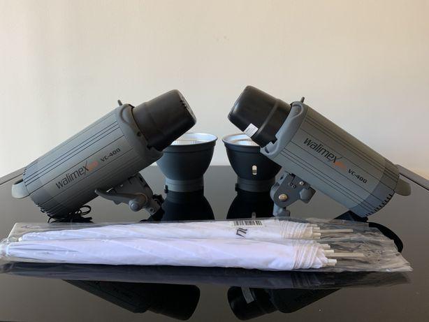 wallimex pro vc 400 kit