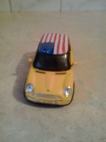 Samochód Mini Cooper skala 1:36 Welly