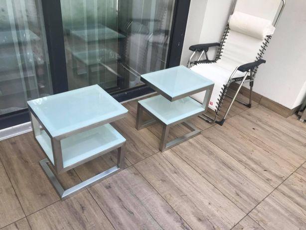 Nowoczesne stoły i meble ogrodowe Ogrodzenia Balkony Balustrady