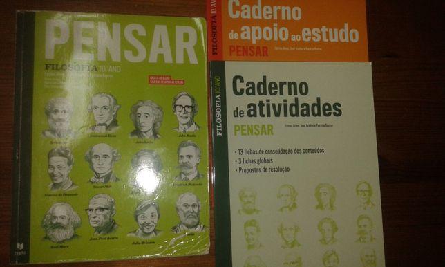 Livros escolares do 10º Ano
