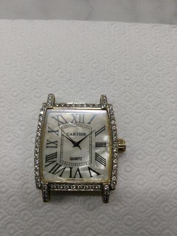 Коллекционные золотые часы Cartier