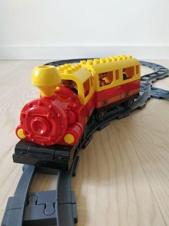 Залізниця - конструктор Маленький паровозик